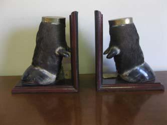 Buffalo Foot Ashtray