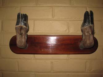 Foot Rifle Holder