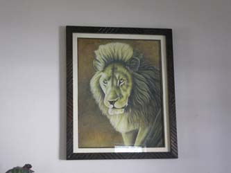 Hand Painted Picture
