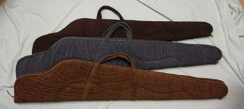 Leather Gun Bags