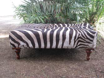 Zebra Skin Otteman