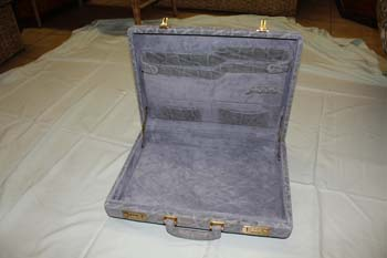 Elephant Leather Briefcase